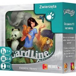 Rebel - 4040 - Gra Edukacyjna - Cardline - Zwierzęta