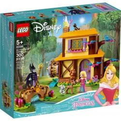 LEGO DISNEY 43188 Leśna Chatka Aurory