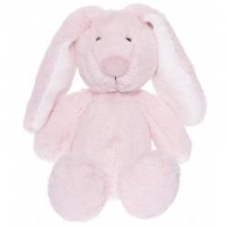 Teddykompaniet - 2518 - Maskotka Pluszowa - Królik 23 cm - Różowy Króliczek - JESSIE