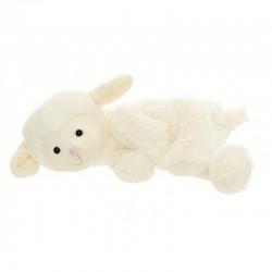 Teddykompaniet - 2483 - Maskotka Pluszowa - Owca 30 cm - Sleepies - Owieczka do Snu