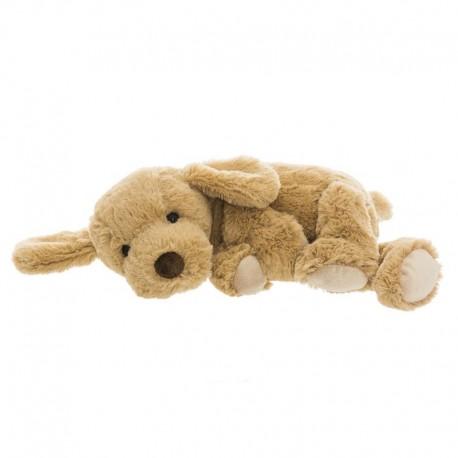 Teddykompaniet - 2479 - Maskotka Pluszowa - Pies 30 cm - Sleepies - Piesek do Snu