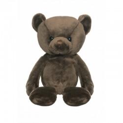 Teddykompaniet - 2531 - Maskotka Pluszowa - Brązowy Miś 37 cm - Miś Elliot