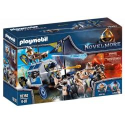 PLAYMOBIL Novelmore 70392 TRANSPORT SKARBÓW NOVELMORE