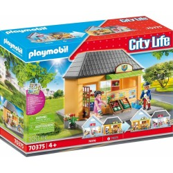 PLAYMOBIL City Life 70375 MÓJ SUPERMARKET