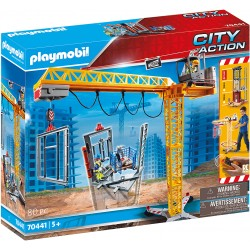 PLAYMOBIL City Action 70441 ZDALNIE STEROWANY ŻURAW