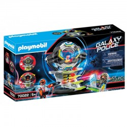 PLAYMOBIL Galaxy Police SEJF Z KODEM 70022