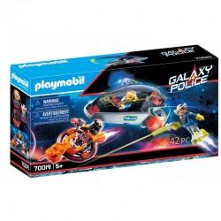 PLAYMOBIL Galaxy Police SZYBOWIEC POLICYJNY 70019