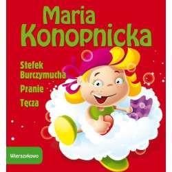 Zielona Sowa - 5429 - Książeczki dla Dzieci - Książeczka z Wierszykami - Wierszykowo - Maria Konopnicka