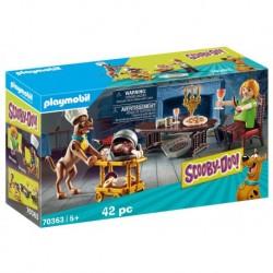 PLAYMOBIL Scooby-Doo! 70363 KOLACJA Z KUDŁATYM