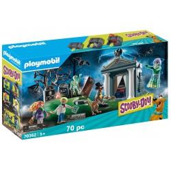 PLAYMOBIL Scooby-Doo! 70362 PRZYGODA NA CMENTARZU