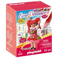 PLAYMOBIL Ever Dreamerz Comic World 70474 FIGURKA STARLEEN Seria 2