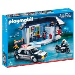 PLAYMOBIL City Action 5013 POSTERUNEK POLICJI Z WIĘZIENIEM