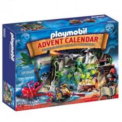 PLAYMOBIL 70322 Kalendarz Adwentowy POSZUKIWANIA SKARBU