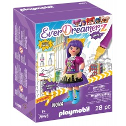 PLAYMOBIL Ever Dreamerz Comic World 70473 FIGURKA VIONA Seria 2