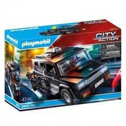 PLAYMOBIL City Action 5974 Pojazd Terenowy Jednostki Specjalnej