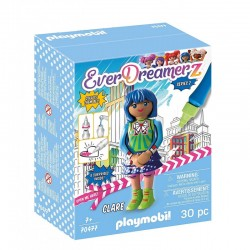 PLAYMOBIL Ever Dreamerz Comic World 70477 FIGURKA CLARE Seria 2