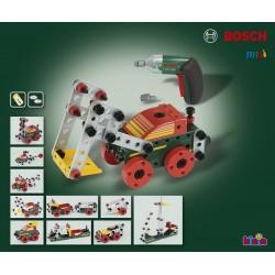 KLEIN Bosch Zestaw Konstrukcyjny z Wkrętarką 8497