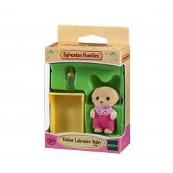 SYLVANIAN FAMILIES Dziecko Labradorów + Akcesoria 5187
