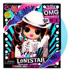 L.O.L SURPRISE O.M.G. Remix Lalka Lonestar + Akcesoria 567233