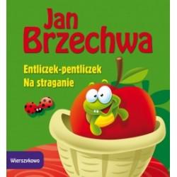 Zielona Sowa - 0356 - Książeczki dla Dzieci - Książeczka z Wierszykami - Wierszykowo - Jan Brzechwa