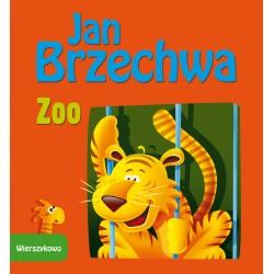 Zielona Sowa - 0370 - Książeczki dla Dzieci - Książeczka z Wierszykami - Wierszykowo - Jan Brzechwa