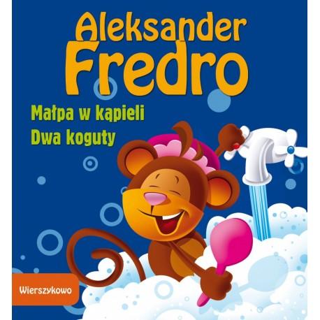 Zielona Sowa - 5382 - Książeczki dla Dzieci - Książeczka z Wierszykami - Wierszykowo - Aleksander Fredro