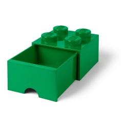 LEGO Pojemnik 4 na Zabawki z Szufladą ZIELONY 9456