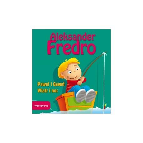 Zielona Sowa - 5399 - Książeczki dla Dzieci - Książeczka z Wierszykami - Wierszykowo - Aleksander Fredro
