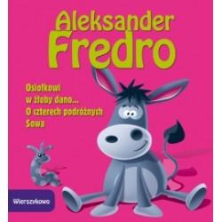 Zielona Sowa - 5405 - Książeczki dla Dzieci - Książeczka z Wierszykami - Wierszykowo - Aleksander Fredro