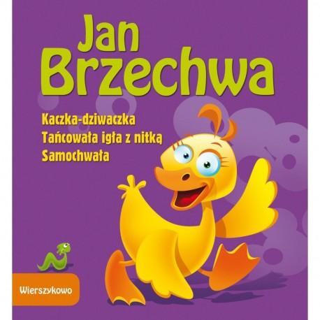 Zielona Sowa - 0363 - Książeczki dla Dzieci - Książeczka z Wierszykami - Wierszykowo - Jan Brzechwa
