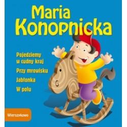 Zielona Sowa - 5436 - Książeczki dla Dzieci - Książeczka z Wierszykami - Wierszykowo - Maria Konopnicka