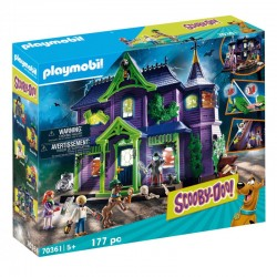 PLAYMOBIL Scooby-Doo! 70361 PRZYGODA W DOMU Z DUCHAMI
