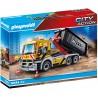 PLAYMOBIL City Action 70444 Samochód Ciężarowy Z Wymiennym Nadwoziem
