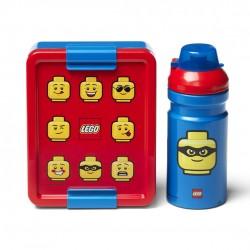 LEGO Pojemnik na Śniadanie + Bidon LUNCH SET Classic Friends 4058