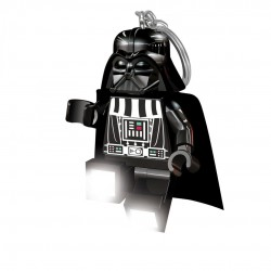 LEGO STAR WARS LGL-KE7 Breloczek z Latarką DARTH VADER