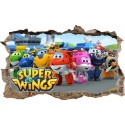 Figurki SUPER WINGS