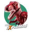THE EXPLORERS - DINOZAURY