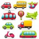 Samochody Samoloty Pojazdy