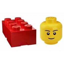 Pojemniki LEGO